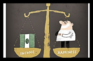 IncomeHappiness